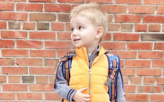Theo is 3!