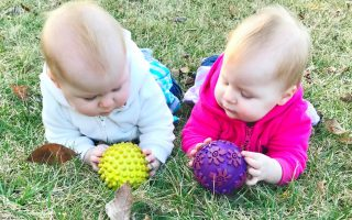 My thoughts on raising twins after surviving one year