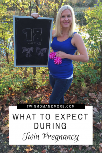 Expecting twins? Here's what you need to know to survive a twin pregnancy! #twinpregnancy #expectingtwins #pregnancy #multiplepregnancy #twinmom #pregnancyadvice #twinpregnancysymptoms