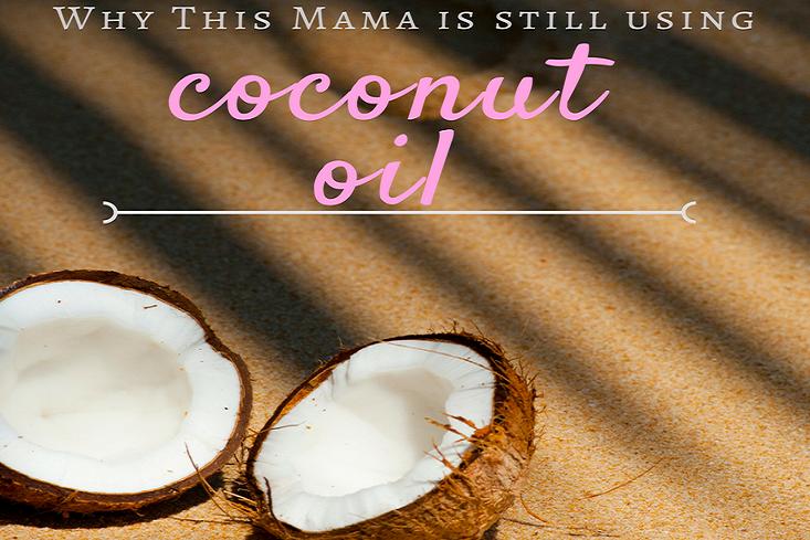 Why I'm still using coconut oil