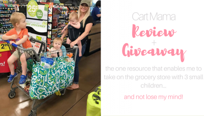 Cart Mama Review and Giveaway