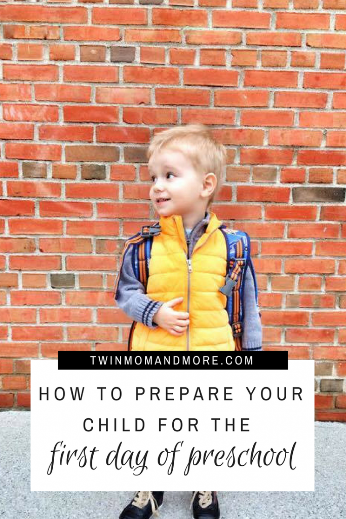 Sending your child to preschool for the first time can be nerve wracking! Help them make it a smooth transition with these tips. #preschool #firstdayofpreschool #firstdayofschool #preschooler #parenting