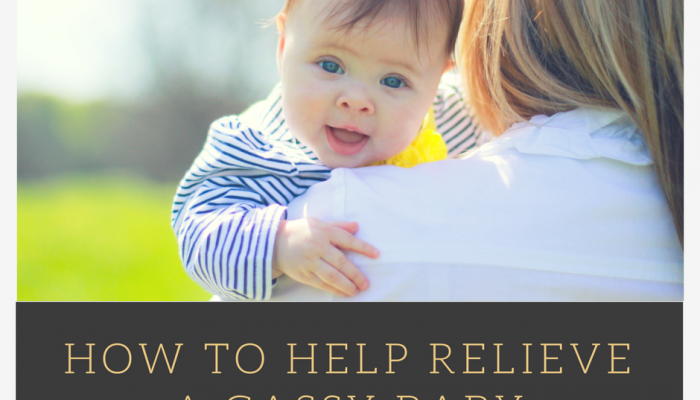 How to Help Relieve a Gassy Baby (BFBN guest post)