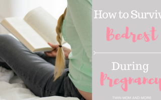 How to Survive Bedrest During Pregnancy
