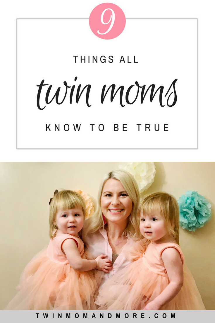 Being a twin mom is challenging, rewarding, and full of chaos! #twinmom #newtwinmom #momofmultiples #expectingtwins #newborntwins #lifewithtwins