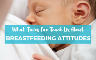 What Twins Can Teach Us About Breastfeeding (BFBN guest post)