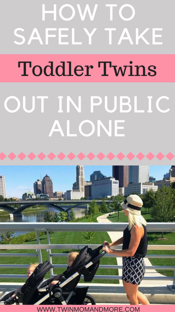 toddler twins out in public