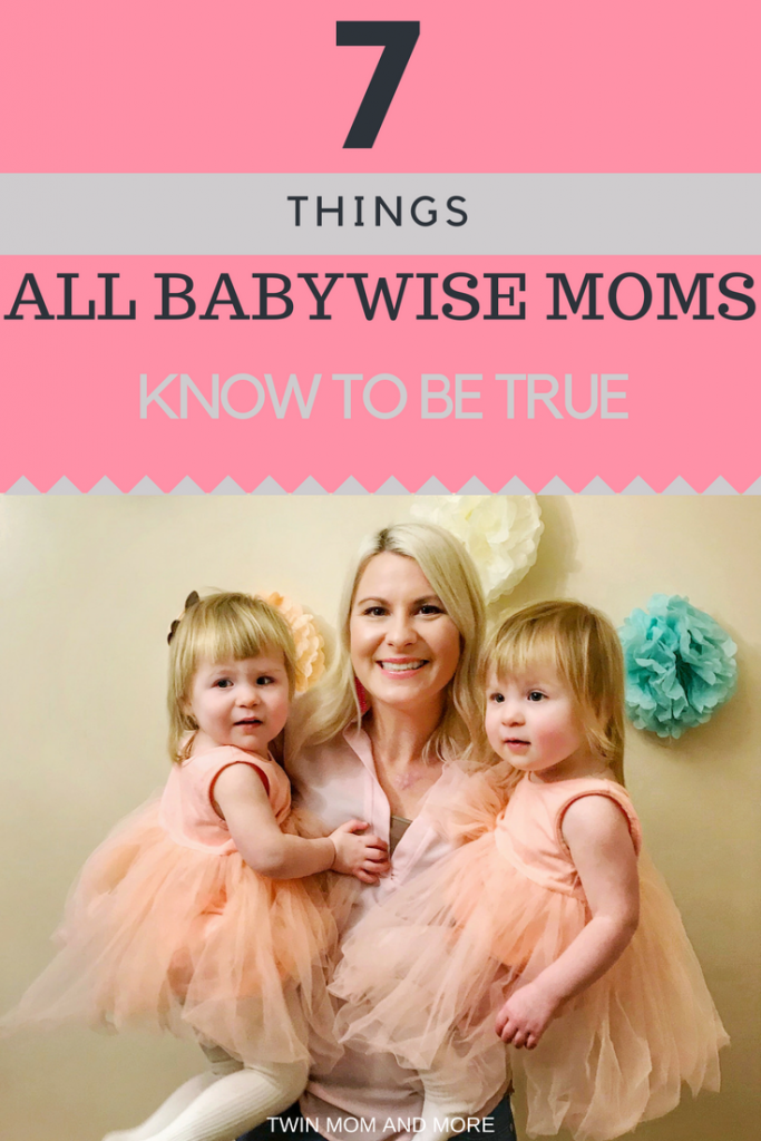 There are many different methods of parenting out there. Babywise mamas are all so different, but also have a lot in common with each other! Read on for things all Babywise moms know to be true.#babywise #momlife #parenting