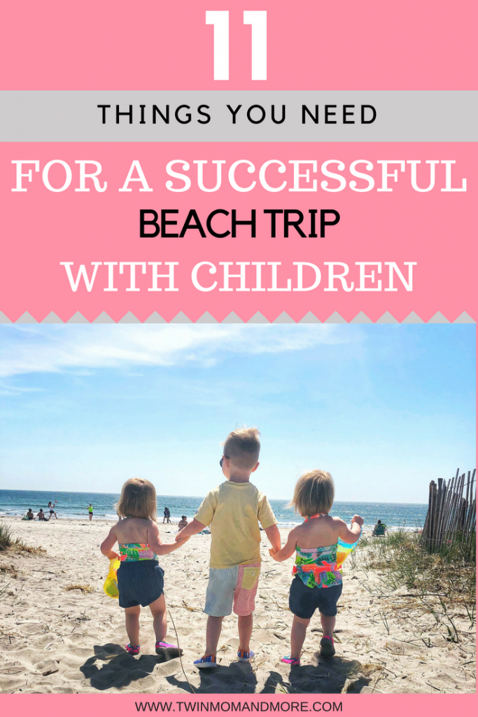 A list of essential supplies to have a fun filled day at the beach with children! #beachwithkids #beachvacation #beachtrip #beachwithkidsessentials #beachwithtoddlersessentials #beachwithtoddlerspackinglist #beachtripwithkids