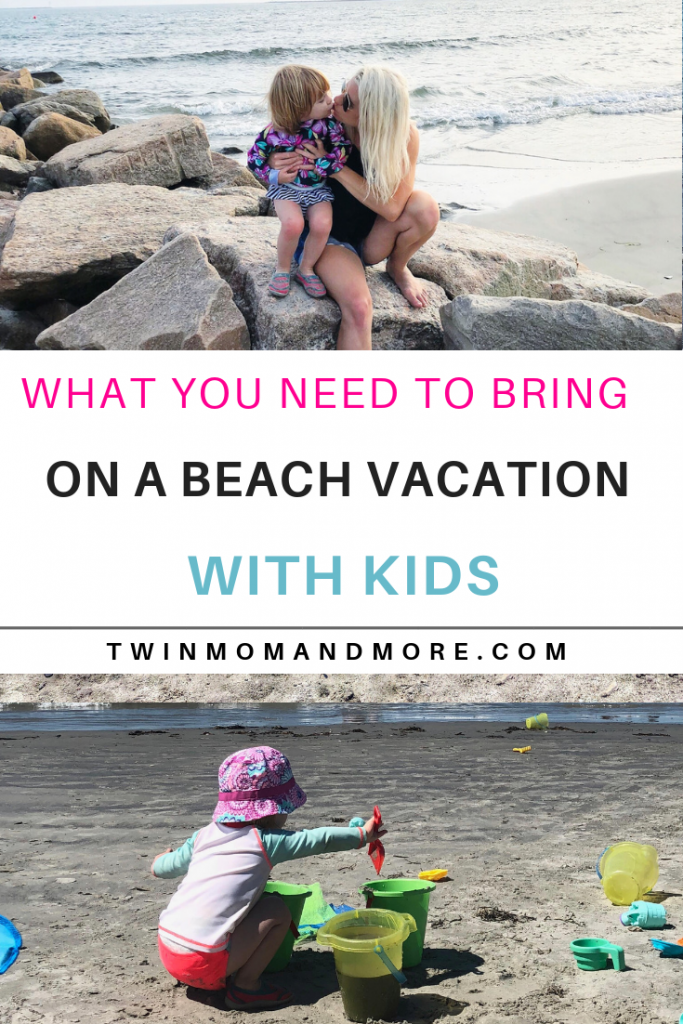 What You Need to Bring on a Beach Vacation With Kids: Having a fun beach day with small children is largely dependent on having the right supplies. Here's everything you need to know!