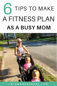 Motherhood is a very demanding job and too often we neglect ourselves in taking care of others. That can only happen before so long before we are burnt out! Here are simple and practical ways that you can create a fitness plan that you will actually stick to. #fitness #fitspiration #health #fitnessgoals #fitnessinspiration #getfit #exercise #workout #weightloss #exerciseformoms #weightlifting #cleaneating