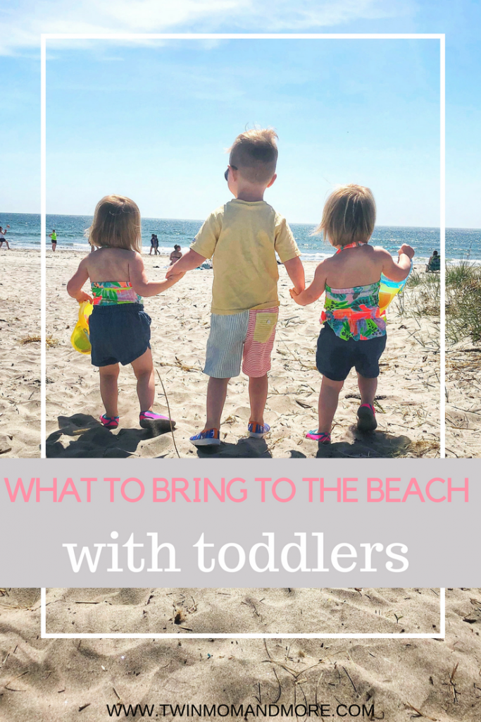 What to bring to the beach with toddlers; everything you need to have a successful beach day with young children. #beachtripwithkids #beachtripwithtoddlers #beachtrip #beachtrippackinglist #beachtrippacking #beachtripwithbaby #beachchecklist