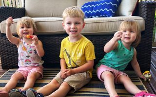 Summer Schedule for Toddlers and Preschoolers