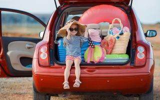 Traveling With Children: Driving Overnight or During the Day