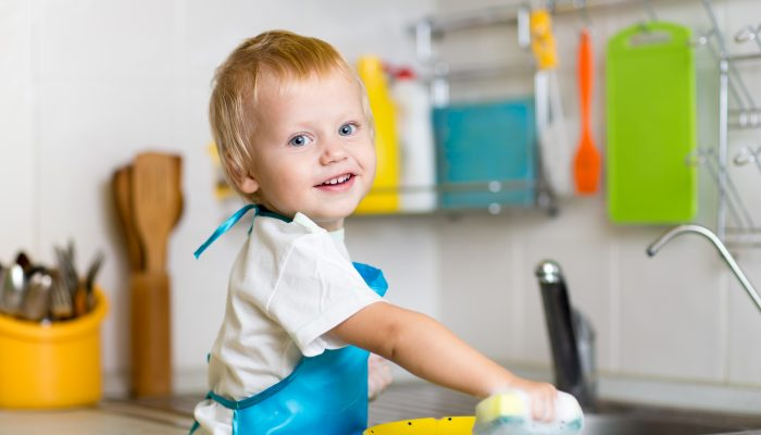 Chores for Your Four-Year-Old