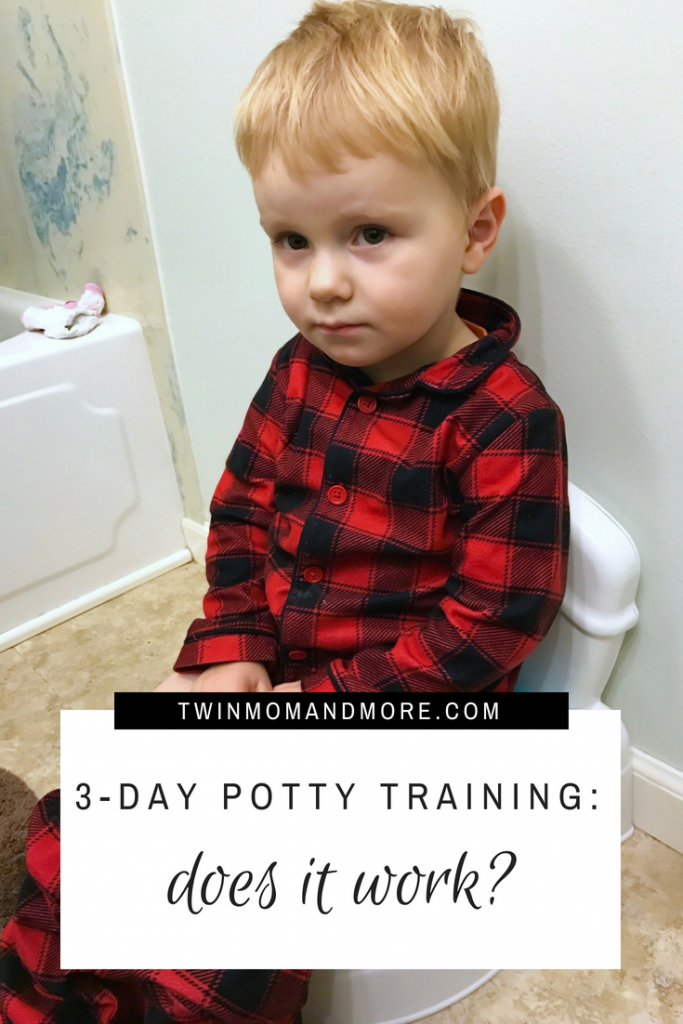 3-Day Potty Training: Does It Work? #pottytraining #toiliettraining #3daypottytraining #parenting