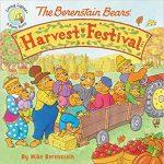 Best Fall Books for Children: Berenstain Bears Harvest Festival
