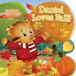 Best Fall Books for Children: daniel loves fall