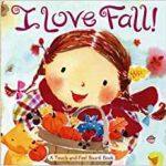Best Fall Books for Children: I Love Fall