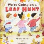 Best Fall Books for Children: We're Going on a Leaf Hunt