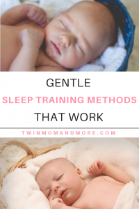 An overview of gentle sleep training methods that actually work. Get your baby to sleep with no crying! #gentlesleeptraining #sleeptraining #sleeptrainingtips #sleeptrainingwithnocrying #sleepladyshuffle #babysleeptips #newborns
