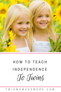 How To Have Successful Independent Playtime With Twins... and why you should be doing it! #twins #twintoddlers #tipsforlifewithtwins #lifewithtwins #twinlife