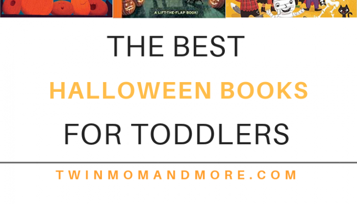 The Best Halloween Books For Toddlers