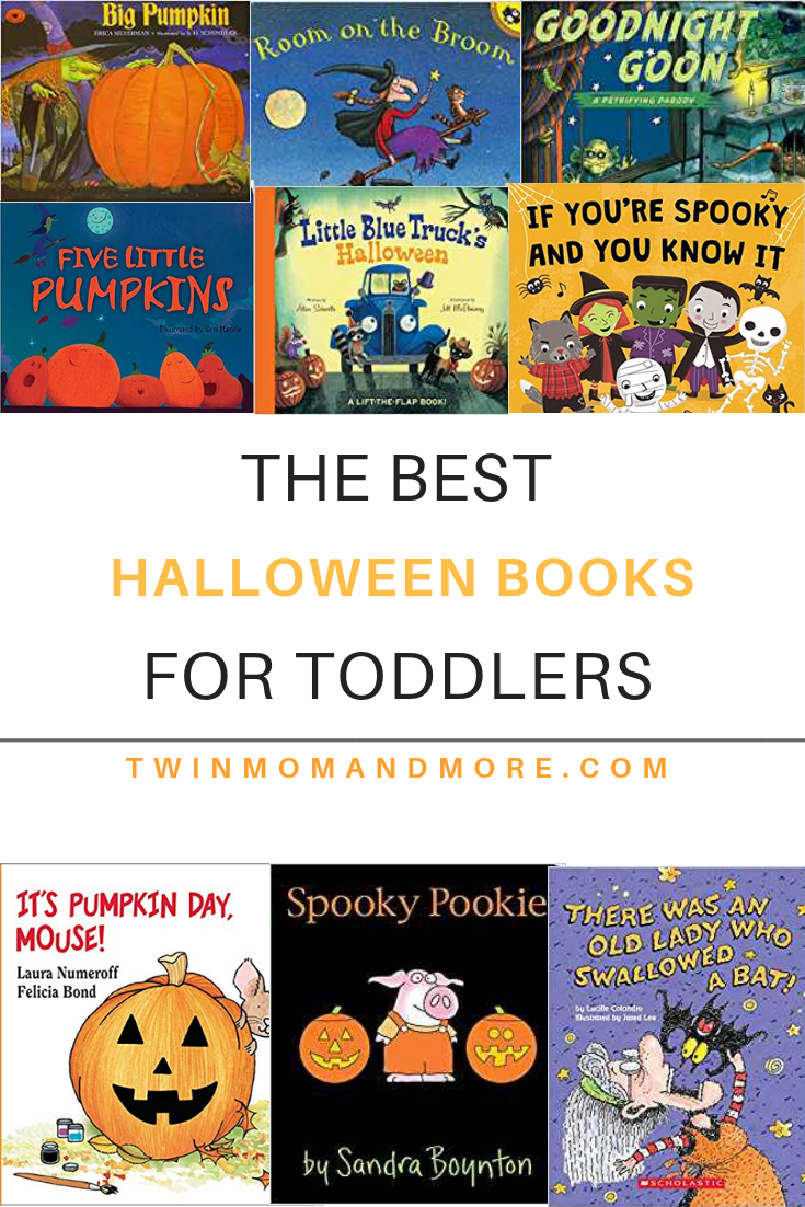 The Best Halloween Books for Toddlers and Preschoolers. Get your spooky on and get ready for some Halloween fun! #halloween #halloweenforkids #kidfriendlyhalloween #halloweenbooksforkids #halloweenbooksfortoddlers #halloweenfun