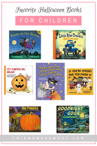 The Best Halloween Books for Toddlers and Preschoolers; get ready for Halloween with these classic, all-time favorite Halloween books for toddlers and preschoolers! #halloweenbooks #halloweenbooksforchildren #halloweenbooksfortoddlers #halloweenforkids #halloweenforchildren #halloweenfun