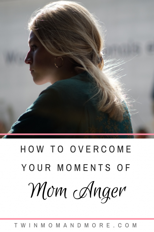How to Overcome Your Angry Mom Moments; ideas for before you get to your breaking point and to calm down when you are raging mad. #motherhood #angrymom #calmmom