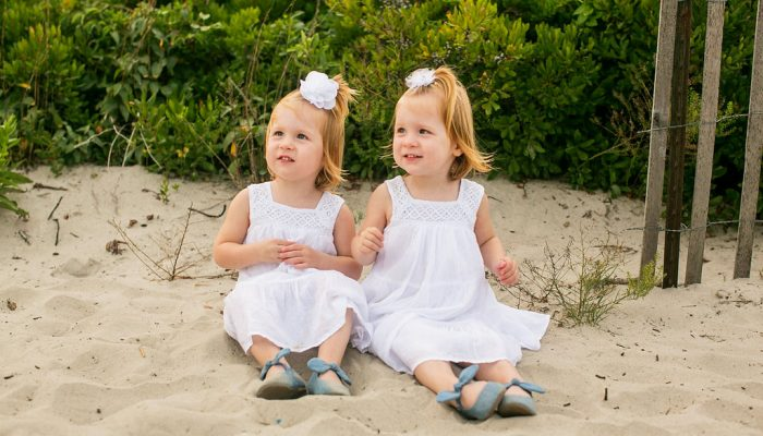 The Terrible Twos Times Two: Tantrums with Toddler Twins