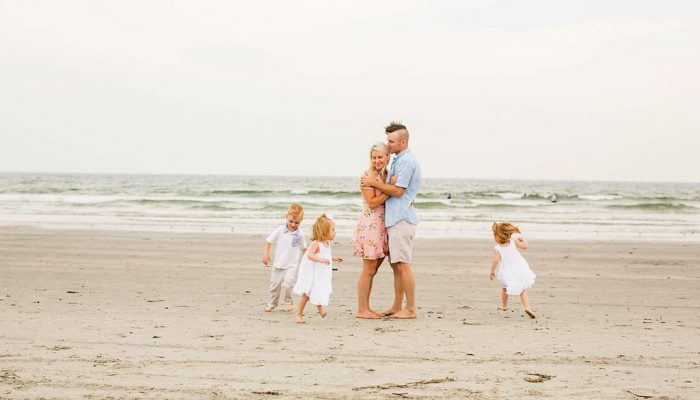 Our Summer Beach Pictures- Family