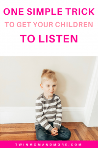 One Simple Trick to Get Your Children to Listen: A great trick to get your children to stop whatever they're doing and listen! ##parenting #parentinghack #obedience #parentingtoddlers