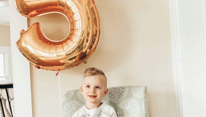 Theo's 5-Year Update
