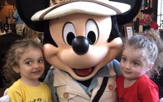Disney With Twins: How to Manage Twins at Disney (Guest Post)