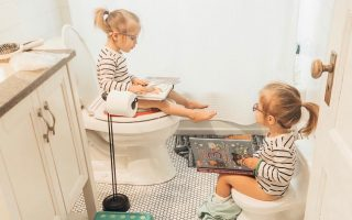 Essential Supplies for Potty Training Multiples