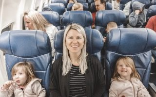Flying With Twins: How to Survive Traveling With Toddlers in Tow