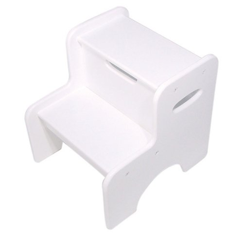 Step stool for potty training multiples or singletons