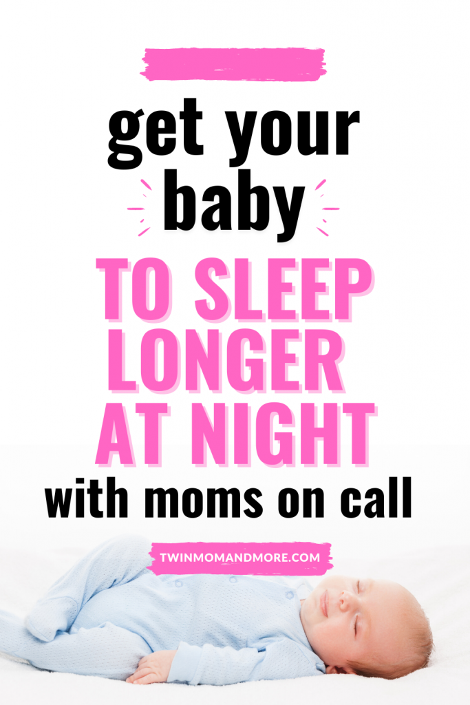 Moms on Call soothing rounds