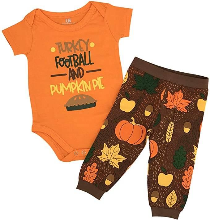 newborn thanksgiving outfit boy