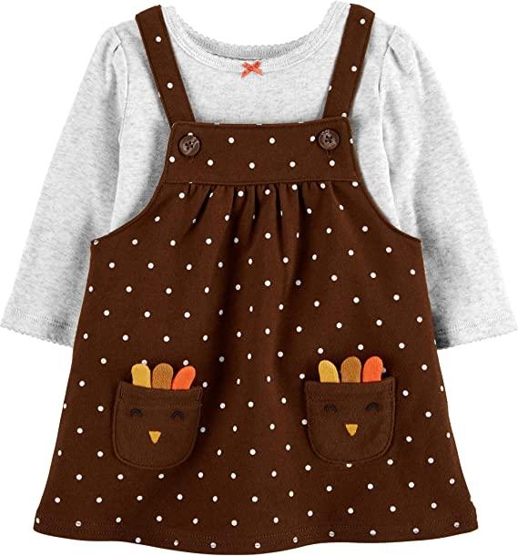 newborn thanksgiving outfit girl